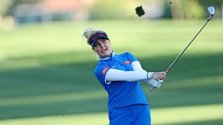 Charley Hull represents a new breed of sportswoman