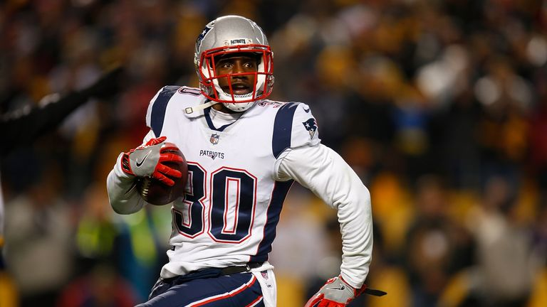 Patriots' Harmon arrested for bringing pot to Costa Rica