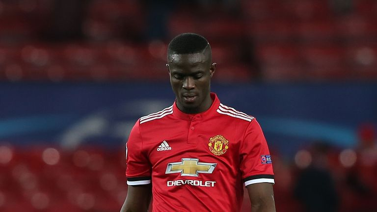 Eric Bailly has apologised to fans for Manchester United's performance against Sevilla