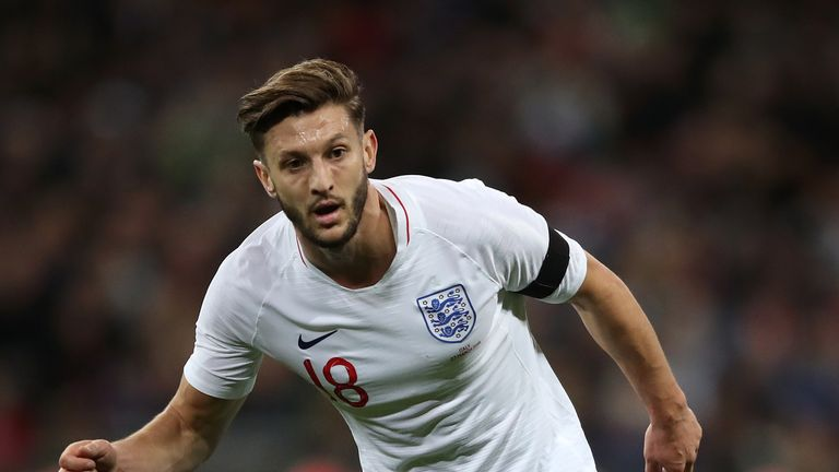 Liverpool midfielder Adam Lallana must prove his fitness