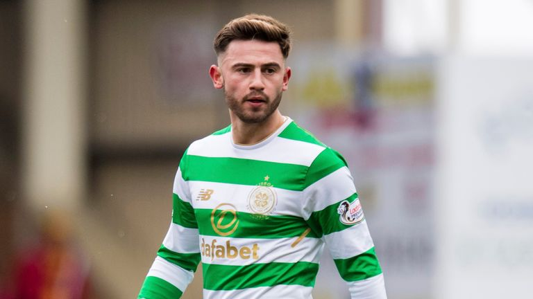 Celtic winger Patrick Roberts made his first appearances since November as a sub in Celtic's 0-0 draw with Motherwell on 18th March.