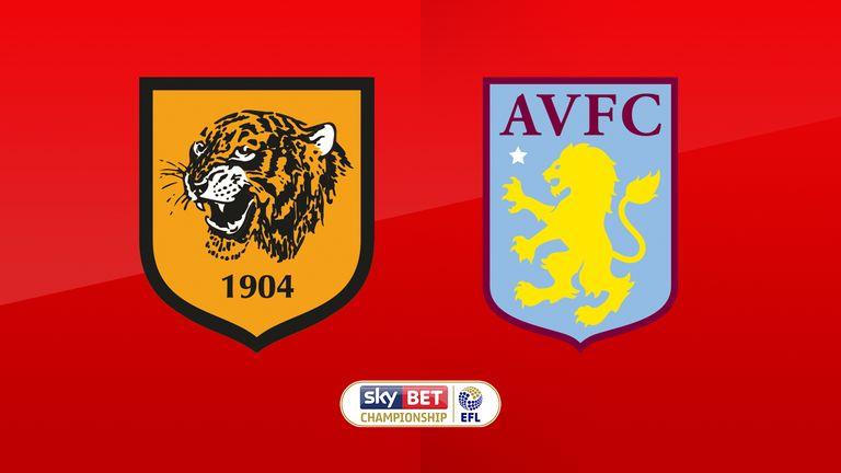 Watch Aston Villa Vs Hull Live