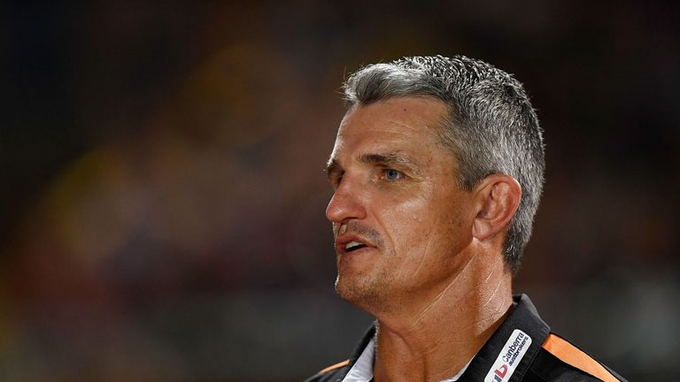 Wests Tigers coach Ivan Cleary was dismayed by the penalty given against his team in golden point