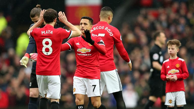 Mata has hailed the arrival of Alexis Sanchez, despite the potential impact on his playing position