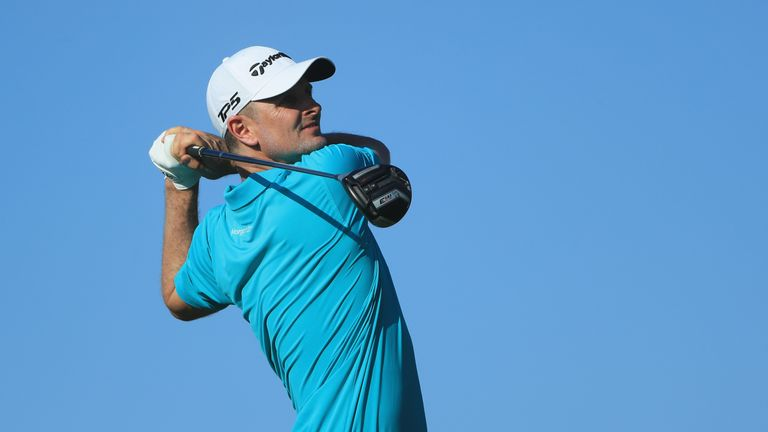 Glover, Tway share clubhouse lead, but PGA rookie tops them all