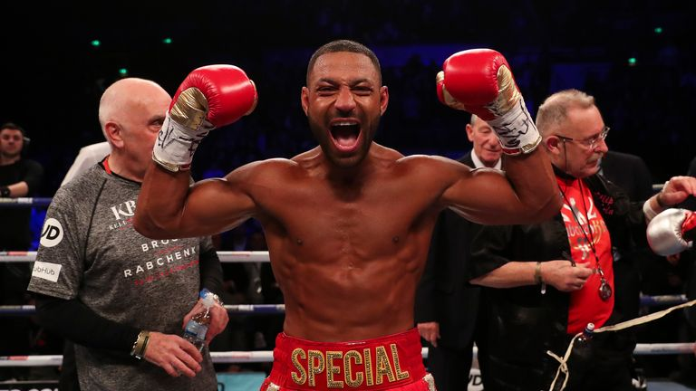 Brook says he will become a two-weight world champion