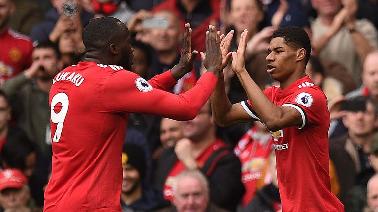 World Cup rivals Romelu Lukaku and Marcus Rashford will be back in Premier League action for Manchester United in a Friday Night Football season-opener
