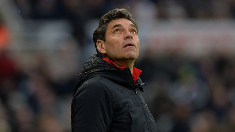 Pellegrino's side are just one point above the relegation zone