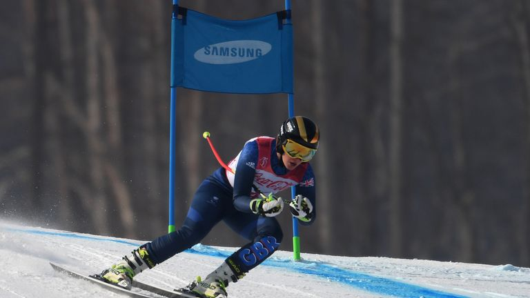 Millie Knight gets Britain off to flying start with Paralympic silver