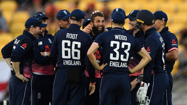 Moeen Ali impressed more with ball than bat during the ODIs