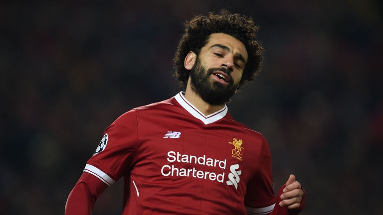 Mo Salah already leads the Premier League scoring charts - will he strike again at Old Trafford?