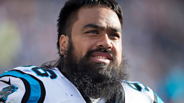 The Carolina Panthers picked Star Lotulelei 14th overall in the 2013 draft