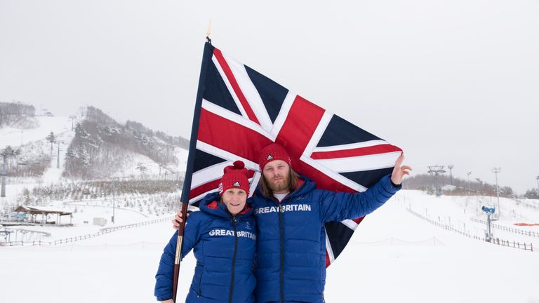 Owen Pick will be the flag bearer for Team GB at the Winter Paralympics