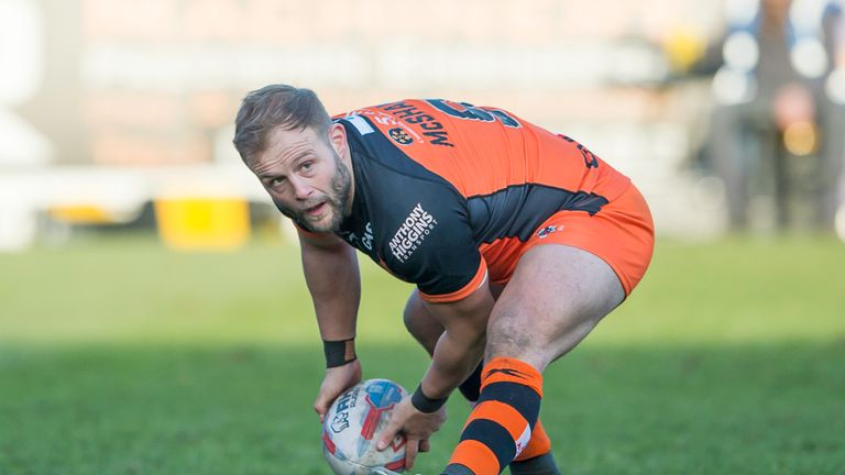 Paul McShane scored two tries in a dominant victory