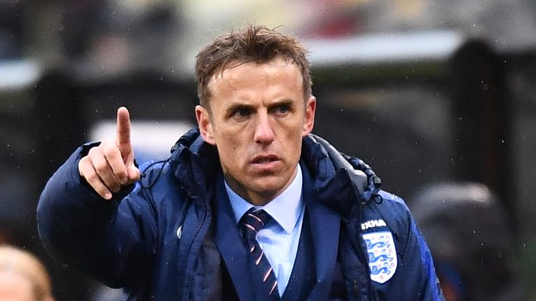 Phil Neville felt England's preparations for SheBelieves Cup could have been better