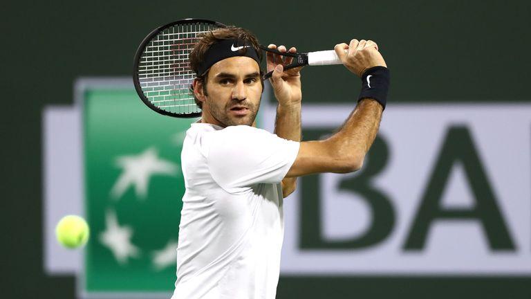 Del Potro roars past Raonic to set Federer clash — ATP Indian Wells