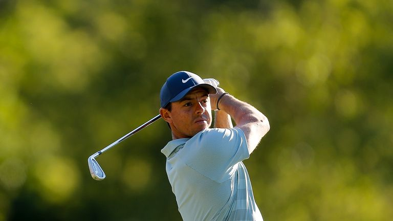Rory Mc Ilroy will work on his iron game before going to Bay Hill