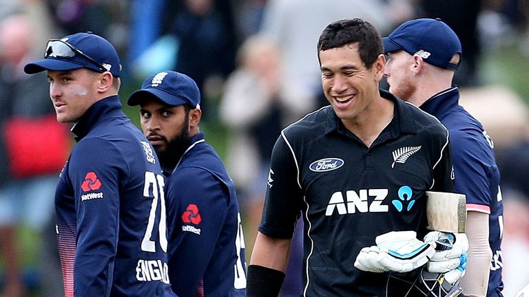 Rob Key says Ross Taylor's hundred in the fourth ODI is 'in the top 10 one-day knocks of all time'