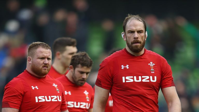 Wales captain Jones commits future to Ospreys