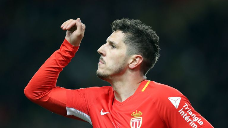 Stefan Jovetic scored the winner for Monaco