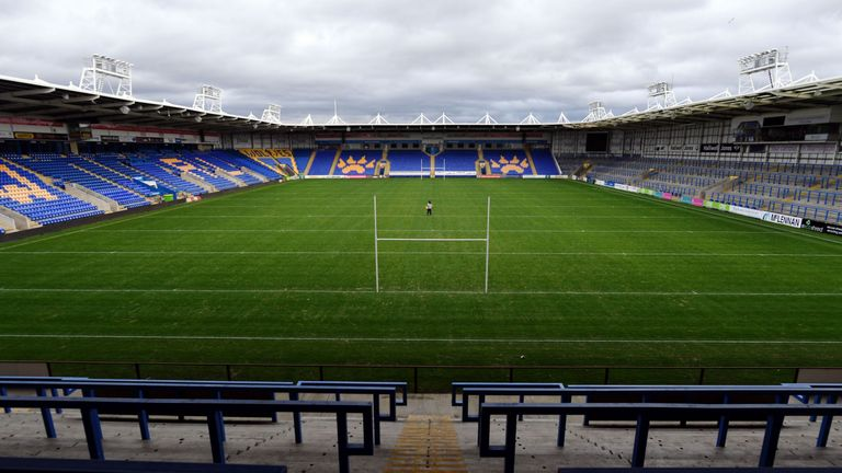 Warrington have issued a series of banning orders