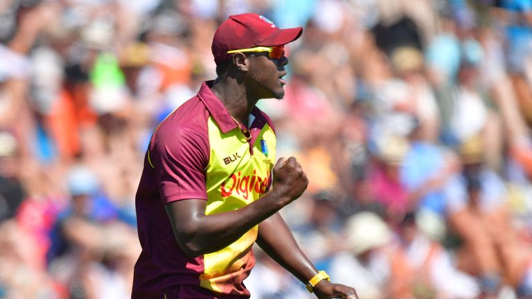 Windies singing in the rain as they clinch World Cup spot