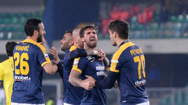 fifa live scores - Serie A round-up: Verona survival hopes boosted by Chievo derby win