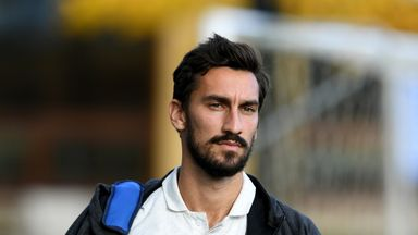 fifa live scores - Fiorentina captain Davide Astori's death 'a suspected cardiac arrest'