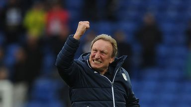 fifa live scores -                               'Cardiff best in the Championship'