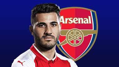 fifa live scores - Sead Kolasinac struggling in Arsenal's stormy season under Arsene Wenger