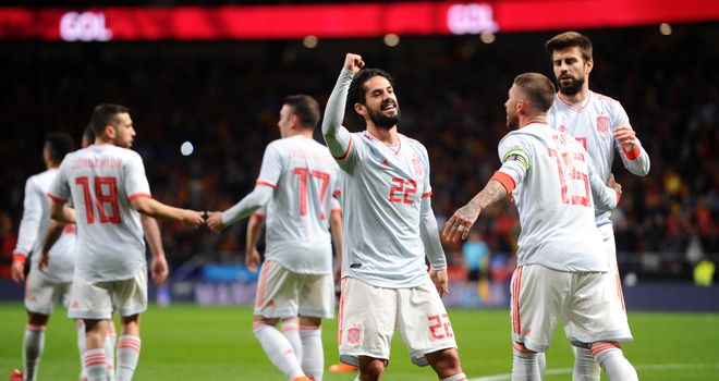 Manchester City lead the chase for wantaway Real Madrid star Isco