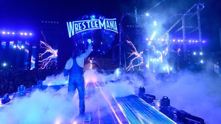 The Undertaker hasn't competed in WWE since last year's WrestleMania - so should he come back now?