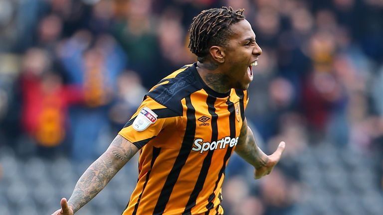 Abel Hernandez is out of contract at Hull City this summer