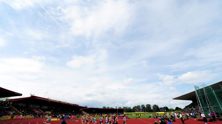 Birmingham's Alexander Stadium set for Commonwealth Games investment