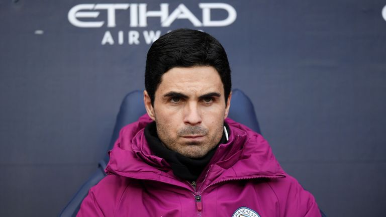 Mikel Arteta played for Arsenal between 2011 and 2016, becoming club captain in 2014