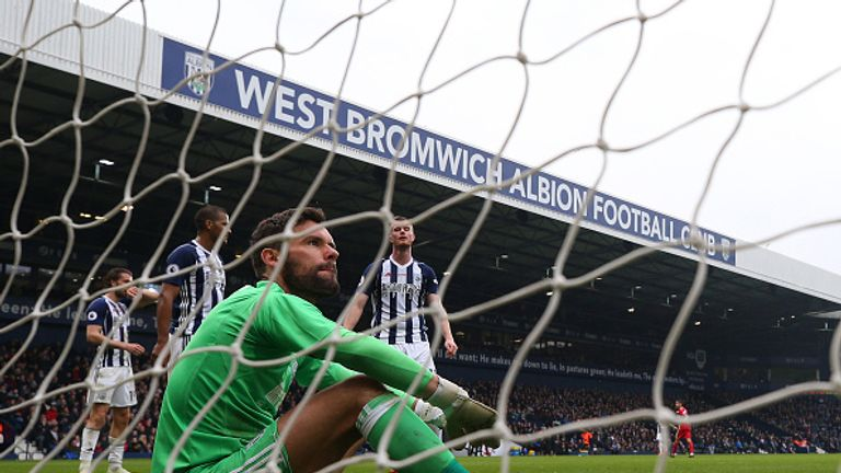 Foster has committed to West Brom no matter what division they are in next season