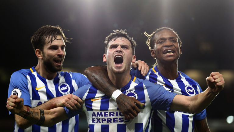 Sebastian Gross has impressed in his first season in English football