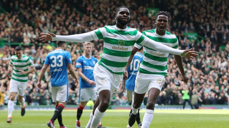 Odsonne Edouard looks set to miss out with a hamstring injury