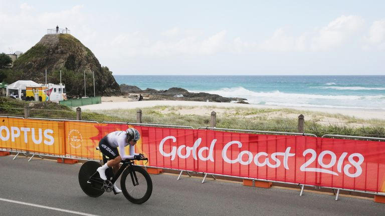An unticked box meant Melissa Lowther missed the women's time trial