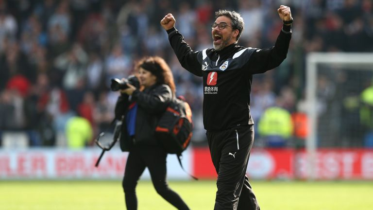 David Wagner joined Huddersfield in 2015