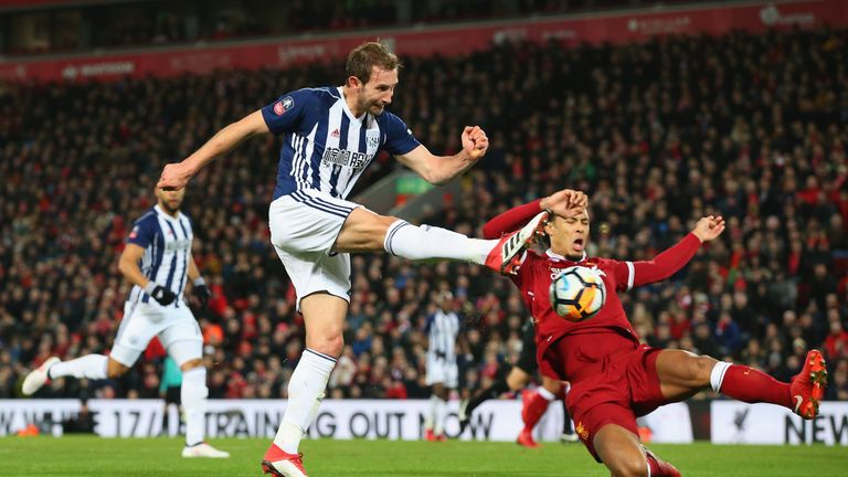 West Brom will not allow Craig Dawson to leave on the cheap