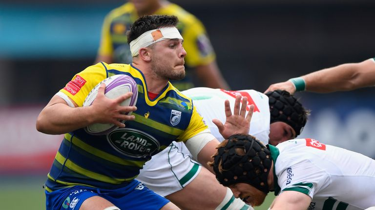 Ellis Jenkins will co-captain the Wales touring party