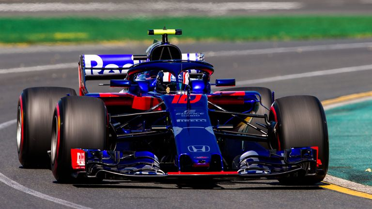 Racing During The Night Will Be New To Pierre Gasly