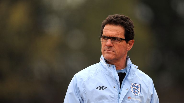 Capello says won't coach any more
