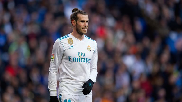 Zinedine Zidane insisted Bale was left out for 'rest' ahead of the Champions League semi-finals