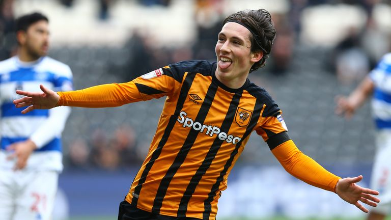 Wilson's Hull loan heroics saw him named PFA Championship Player of the Month for April