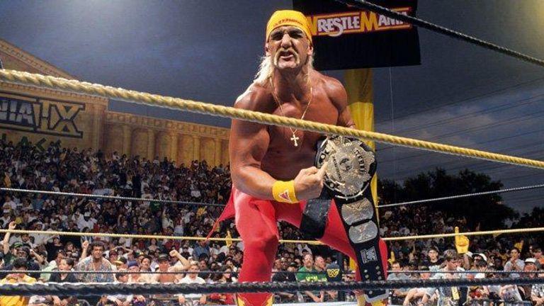 Hulk Hogan was recorded using a racial slur in 2015