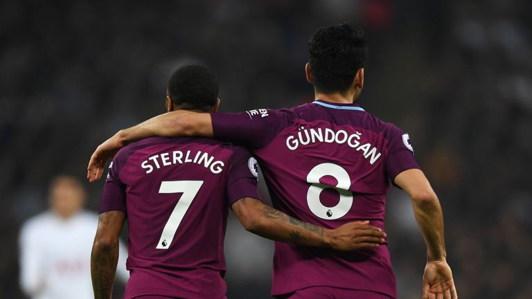 City won the title in joint-record time with five games remaining