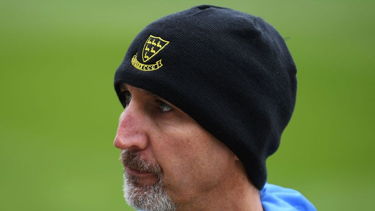 Sussex coach Jason Gillespie led Yorkshire to title glory in 2014 and 2015