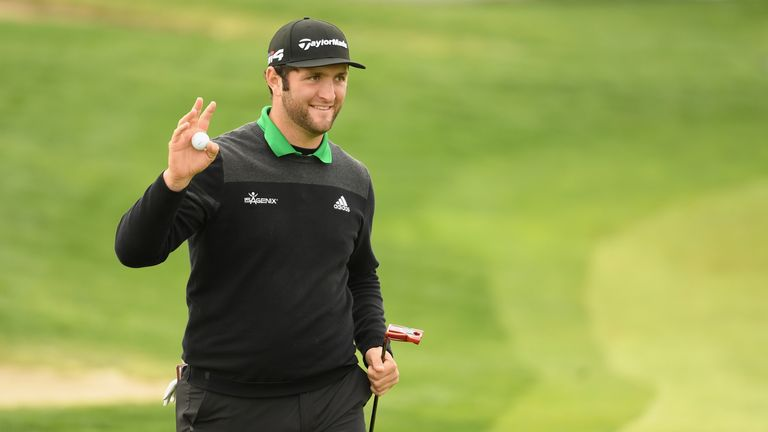 Jon Rahm will be the defending champion at Ballyliffin this summer